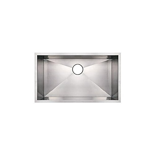 Frigidaire FPUR3219-D10 30-Inch by 17-Inch by 10-Inch Undermount 16-Gauge Stainless Steel ()