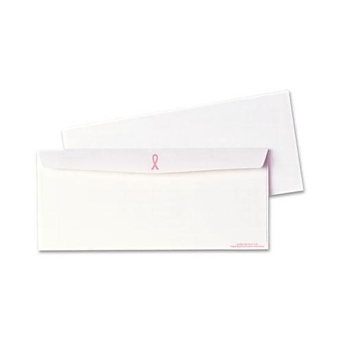 QUA11120 - Quality Park Breast Cancer Business Envelope