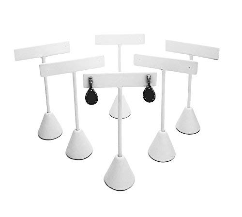 FlanicaUSA T- Shape Style Earring Display 4.75