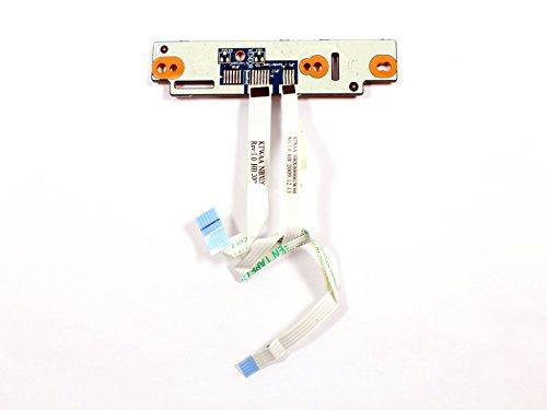 TOSHIBA Satellite L550 L500 Series TouchPad Button Board K000079740 ()