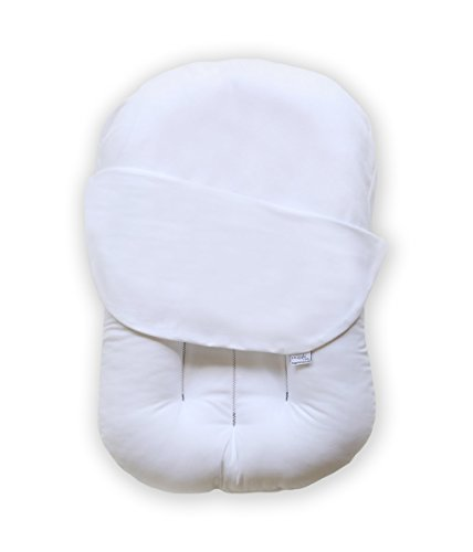 Original Co Sleeper - Snuggle Me Original | Sensory Lounger for Baby | conventional cotton, virgin polyester fiber fill