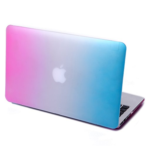 HDE Macbook Shell Cover Rainbow