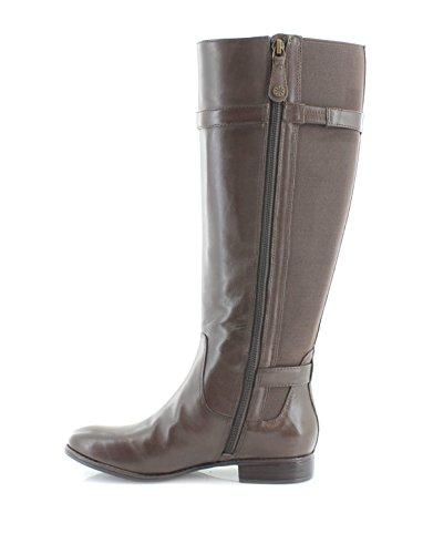 Abby Brown Mizrahi Boots Dark Womens Isaac Isaac Mizrahi Live fqExWBI8