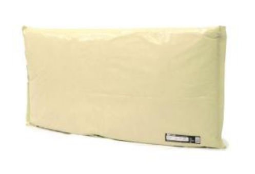 48 in. L x 30 in. H Large Fiberglass Encapsulated Tan Plastic Insulation Pouch by Dekorra