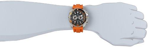 Montre bracelet orange