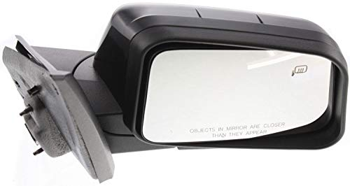 Exterior Mirrors Mirror Compatible with 2009-2012 Ford Flex Power ...