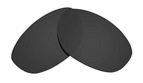 Brand New Littlebird4 1.5mm Polarized Replacement Lenses for Oakley Monster Dog Sunglasses - Multiple Options (Dark - New Oakleys For Lenses