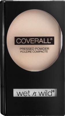 Amazon.com : Wet N Wild Coverall Pressed Powder - Light/Medium (Pack of 3) : Beauty