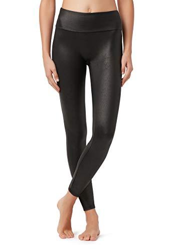 CALZEDONIA Femme Legging Total Shaper Remodelant effet cuir