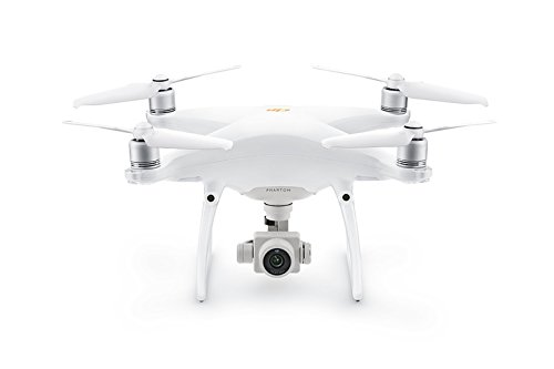 "DJI CP.PT.00000234.01 Phantom 4 Pro Plus V2.0 Drone with 5.5"" LCD, White"