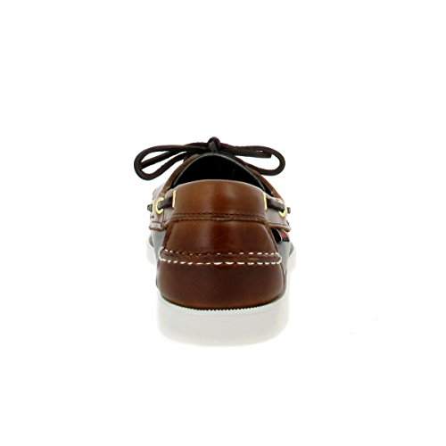 Sebago Spinnaker - Zapatos para hombre Black/brown