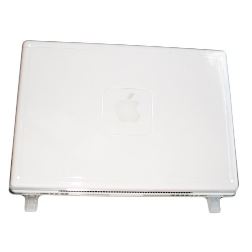 CLEAR iPearl mCover Hard Shell Case for Model A1181 original 13-inch black/white MacBook released before Oct. 20, 2009