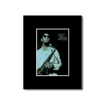 Sonny Rollins - Newk's Time Mini Poster