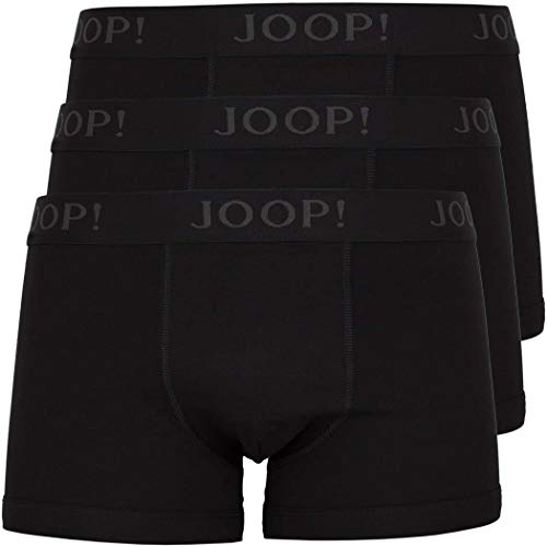 Joop! 3 Pack Herren Boxershorts in Stretch Baumwolle