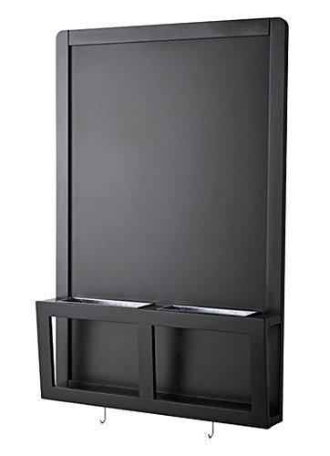 Ikea Luns Writing Magnetic Board, Black by IKEA