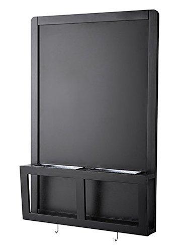 Ikea Luns Writing Magnetic Board, Black