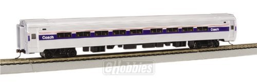 Phase Iv Coach - N RTR SS 85' Budd Coach/Lighted Amtrak/Phase IV BAC14158 by Bachman