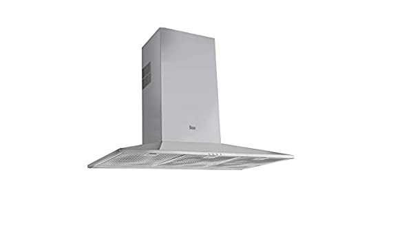 Teka DSS 985 760 m³/h De pared Acero inoxidable A - Campana (760 m³/h, Canalizado, A, A, C, 54 dB): 246.76: Amazon.es: Grandes electrodomésticos