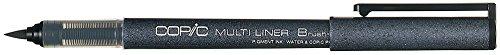 Copic Markers Multiliner BM Black Pigment Based Ink