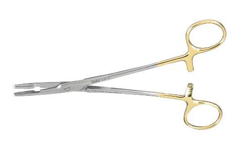 Miltex 8-16TC OLSEN-HEGAR Needle Holder with Suture Scissors
