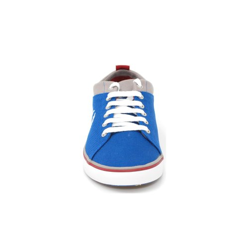 Fred Perry Hallam Twill, low-top Hombres