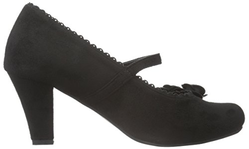 Hirschkogel Dames 3002724 Pumps Zwart (black 002)