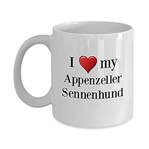 Appenzeller Sennenhund Mug - Dog Lover Coffee Tea Cup Gift 22