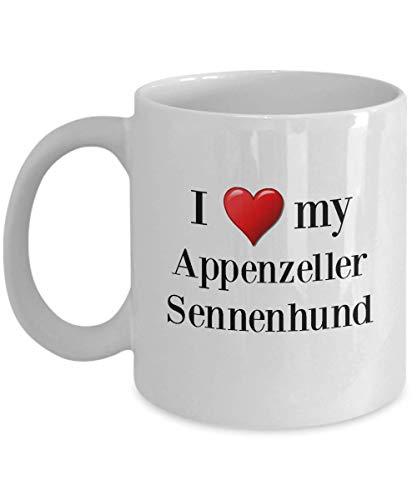 Appenzeller Sennenhund Mug - Dog Lover Coffee Tea Cup Gift 1