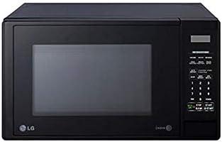 LG 20 liters solo microwave black MS2042DB