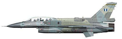 1/72 F-16D `ギリシャ空軍 115戦闘航空団` HA3836