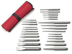 KD Tools KDT82306 27 PIece Punch and Chisel Set by KD Tools