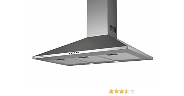 Cata OMEGA 600 - Campana (Empotrable en techo, Canalizado, D, D, F, B): Amazon.es: Grandes electrodomésticos