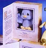 Tender Tails Blue Bird in Bible Box by Enesco Precious Moments