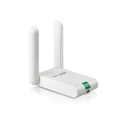 TP-Link N300 Wireless High Gain USB Adapter (TL-WN822N) (High Gain Wifi Adapter)