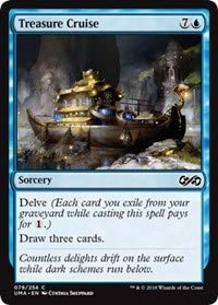 (Ultimate Masters TREASURE CRUISE #79 Common Blue Playset of 4 MINT)