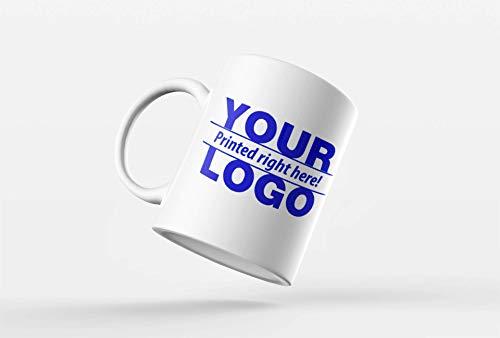 Do It Yourself Custom Mug Add Photo Message Company LOGO DIY 11 Ounce Coffee Mugs Printed On Both Sides