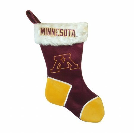 Minnesota Golden Gophers Christmas/Holiday Stocking - NCAA College Athletics