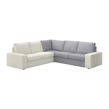 Amazon.com: IKEA KIVIK esquina sección Slipcover cubierta ...