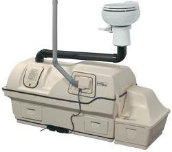 Sun-Mar Corp CCEB-02520 Centrex 3000 - 370 Watt 120 Volt by Sun-Mar - Toilet Composting Contained Self