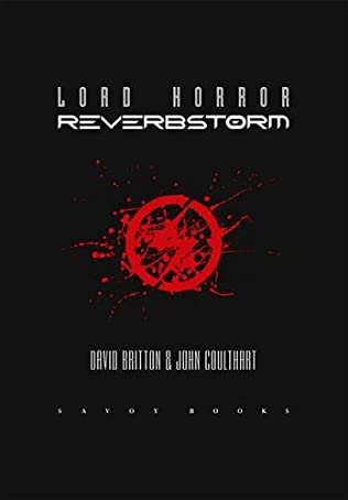 book cover of Lord Horror: Reverbstorm