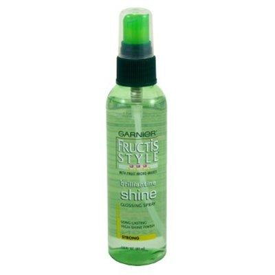 (Garnier Fructis Style Brilliantine Shine Glossing Spray 3 oz (Pack of 2) )