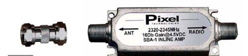 Pixel Technologies SBA-1 High Gain in Line Amplifier