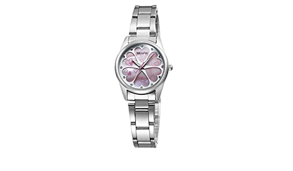 Amazon.com: Reloj De Mujer de Moda 2018 Quartz Watch Fashion Casual Luxury Relogio Feminino RE0079: Watches