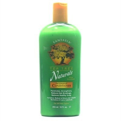 Fantasia Tea Tree (Fantasia Tea Tree Natural Conditioner 12oz (6 Pack))