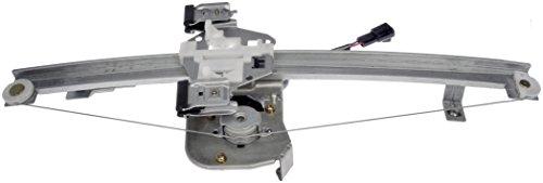 Dorman 741-389 Rear Passenger Side Power Window Regulator and Motor Assembly for Select Chevrolet / GMC Models