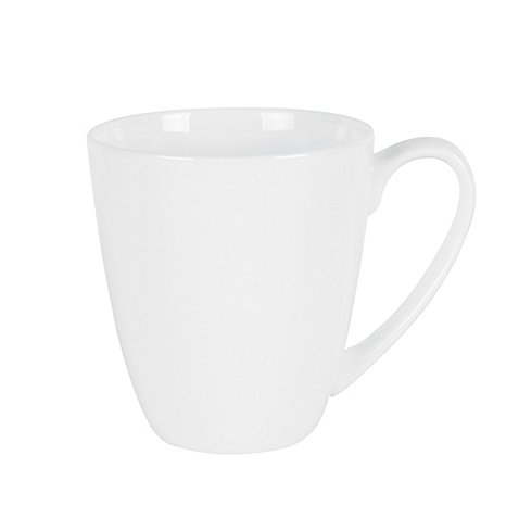 Nevaeh White Coupe Mug