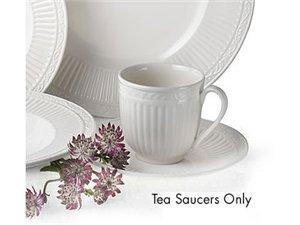 Mikasa Italian Countryside Tea Saucers Set of - Italian Teacup
