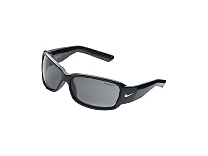 263762477535 Amazon.com : Nike Ignite Sunglasses (Gloss Black Frame, Grey Lens ...