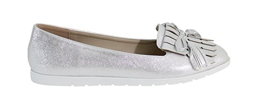 Shoes Plate Brillante Style By Femme Ballerine fp6qpw4