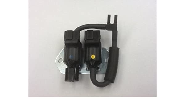 Amazon.com: Genuine Mitsubishi MR430381 Full Size Montero Pajero Freewheel Clutch Solenoid Valve Assy: Automotive